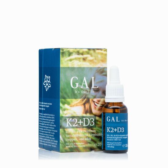 K2+D3 vitamin  -GAL-