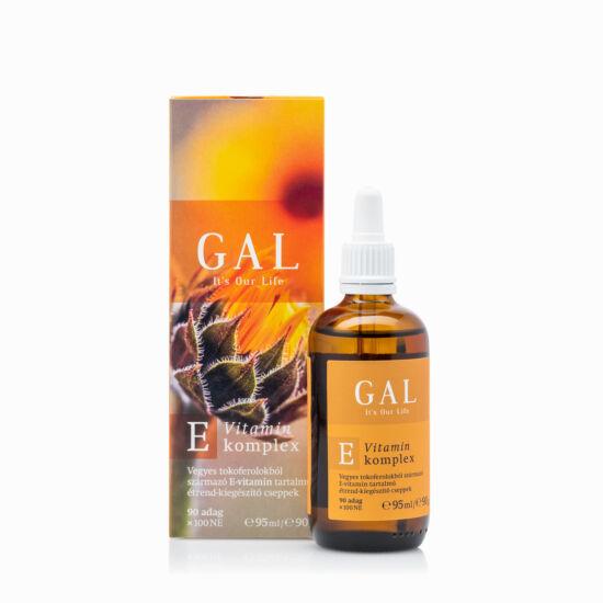E-vitamin, 100 NE x 90 adag  -GAL-
