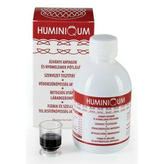 Huminiqum szirup -Hymato kft-