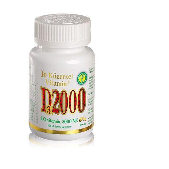 D3 2000 NE -Jó közérzet-