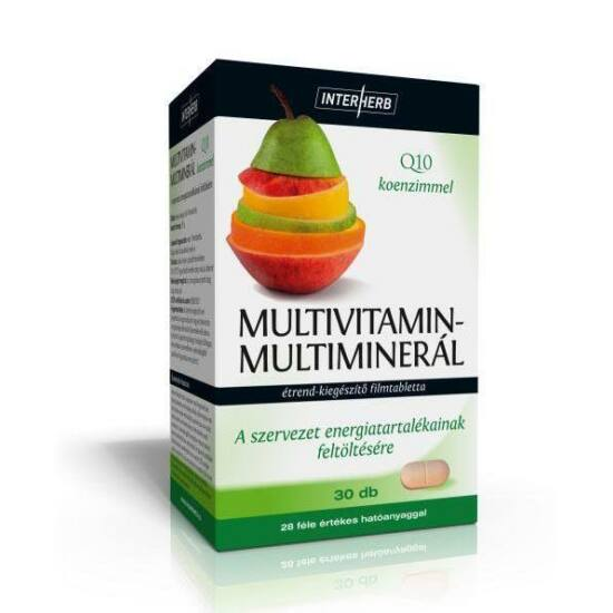 Multivitamin & Multiminerál-Interherb-