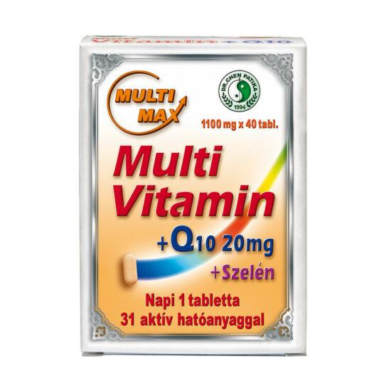 Multi Max tabletta-Chen patika-